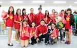 Các VĐV Việt Nam sẽ tỏa sáng tại Incheon