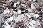 Bắt lô thuốc và thiết bị nha khoa nhập lậu vào Hà Nội