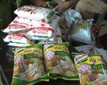 Triệt phá cơ sở sản xuất mì chính, hạt nêm và bột giặt giả