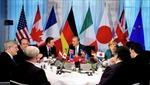 G-7 dọa siết chặt trừng phạt Nga