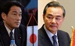 Ngoại trưởng Nhật - Trung hội đàm tại New York