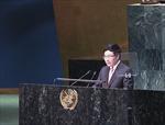Phó Thủ tướng Phạm Bình Minh phát biểu tại LHQ