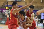 Bóng rổ nam Trung Quốc chịu thất bại lịch sử tại ASIAD 17