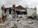 Không kích Syria: Sự tuyệt vọng của Mỹ