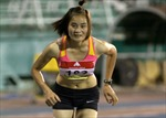 ASIAD 17: Quách Thị Lan giành HCB 400m nữ