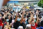 Chính phủ Trung Quốc và Hong Kong phản đối biểu tình 'Chiếm Trung tâm'