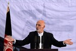 Ông Ghani nhậm chức Tổng thống Afghanistan