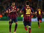 Paris 'run rẩy' trước Barcelona