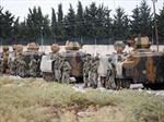 Thổ Nhĩ Kỳ tập kết xe tăng gần biên giới Syria