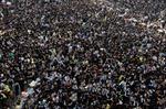 Hong Kong hỗn loạn giao thông vì biểu tình