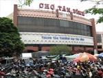 TP.HCM ngừng dự án xây mới chợ Tân Bình