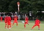 ASIAD 17: Bóng đá nữ Việt Nam quyết giành HCĐ trước Hàn Quốc