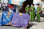 Phát hiện thi thể phụ nữ bỏ trong hai bao bố giữa Sài Gòn