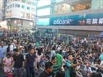 Hình ảnh mới nhất biểu tình tại Hong Kong