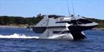 Khám phá tàu chiến 'ma' có thể là tương lai của Hải quân Mỹ