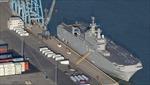 Pháp tính chuyển giao tàu sân bay Mistral cho Nga vào tháng tới