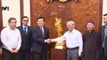 Chủ tịch nước gặp mặt BTC Dự án 'Hào khí Thăng Long'
