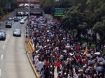 Chính phủ Mexico đối thoại với sinh viên biểu tình