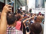 Biểu tình ở Hong Kong: Tiếp tục giằng co tại Mong Kok
