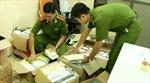 Bắt khẩn cấp nghi phạm vụ nhập lậu thuốc lá