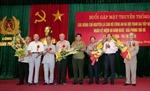 Gặp mặt cán bộ, chiến sỹ công an Hà Nội về tiếp quản Thủ đô