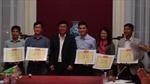 Tăng cường kết nối với Hội sinh viên Việt tại Bỉ