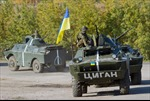 Ukraine nâng cấp vũ khí trong thời gian ngừng bắn