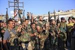 Quân đội Syria kiểm soát 3 thị trấn ở tỉnh Hama