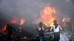 Syria: Đánh bom xe kép, 30 chiến binh người Kurd thiệt mạng