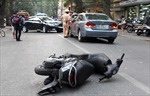 Xe máy đâm nhau làm 2 người chết, 3 người bị thương