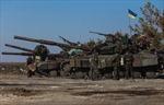 Pháo kích tiếp diễn ở Donetsk, Ukraine
