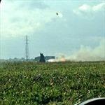 Chiến đấu cơ F-15 Mỹ rơi tại Anh