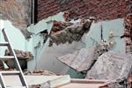 Sập tường, 2 thợ xây tử vong tại chỗ