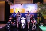 Honda Việt Nam ra mắt 3 mẫu xe mới