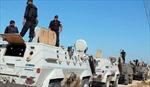 Quân đội Ai Cập gây nhiều tổn thất cho nhóm thánh chiến Sinai