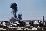IS pháo kích cửa khẩu biên giới Syria