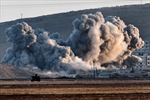 IS chiếm trụ sở người Kurd ở Kobane