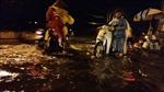 TP Hồ Chí Minh lại khổ vì triều cường