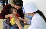 Lưu ý khi đưa trẻ đi tiêm vắcxin sởi - rubella