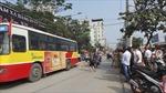 Nhà báo VOV bị xe buýt cuốn vào gầm tử vong