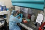 Nga sản xuất 3 loại vắcxin Ebola