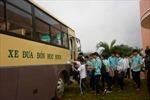 Tổng kiểm tra các phương tiện đưa đón học sinh