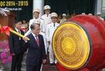Chủ tịch Quốc hội dự khai giảng tại Học viện Cảnh sát nhân dân