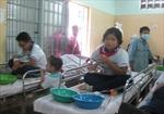 33 học sinh nhập viện vì ngộ độc thực phẩm
