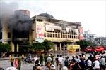 Vụ cháy trung tâm thương mại Hải Dương: Bắt tạm giam 3 người