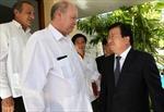 Khai mạc Kỳ họp 32 Uỷ ban liên chính phủ Việt Nam-Cuba