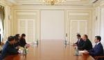 Đồng chí Lê Hồng Anh thăm và làm việc tại Azerbaijan