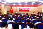 Bầu bổ sung 3 lãnh đạo HĐND và UBND tỉnh Bắc Kạn