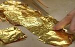 Giá vàng không xa mức cao nhất 4 tuần