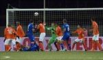 Hà Lan lại thua, ghế của Hiddink lung lay